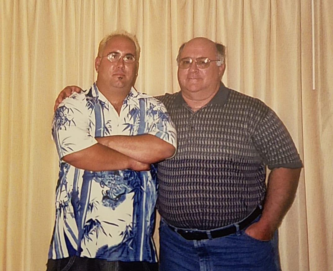Eddy & Dad