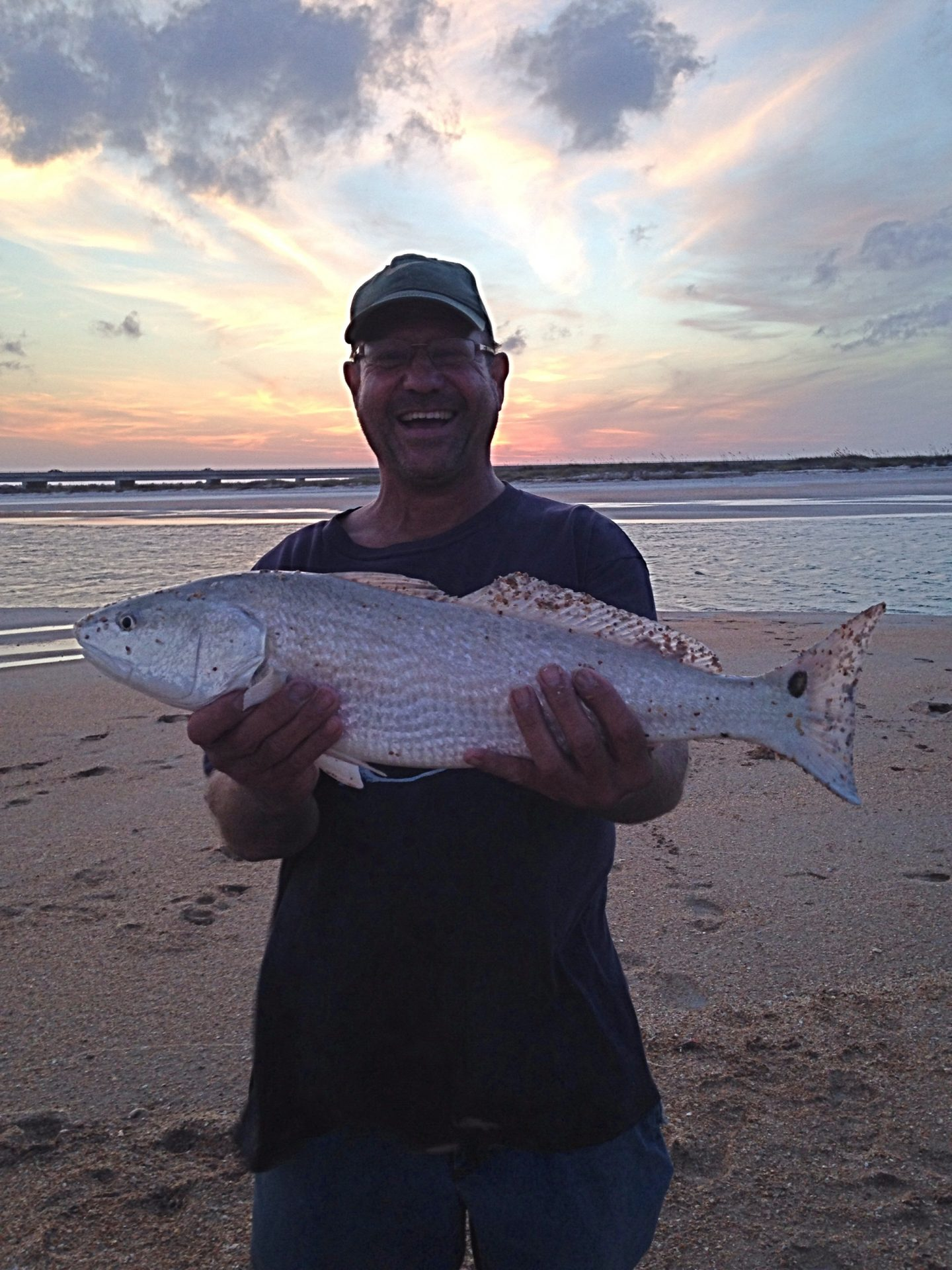 From infiltrating the freemasons, running over vultures , rescuing guys blocking rt cabinets , and this keeper redfish caught without a reel .Good memories . Rest In Peace my friend .