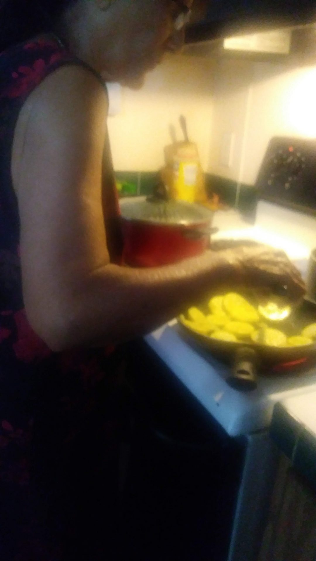 Miss those hands always serving up something with love and sabor. Just miss your whole essence. Now & forever. ='( <\3