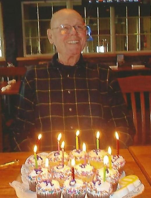 Celebrating his 80th birthday