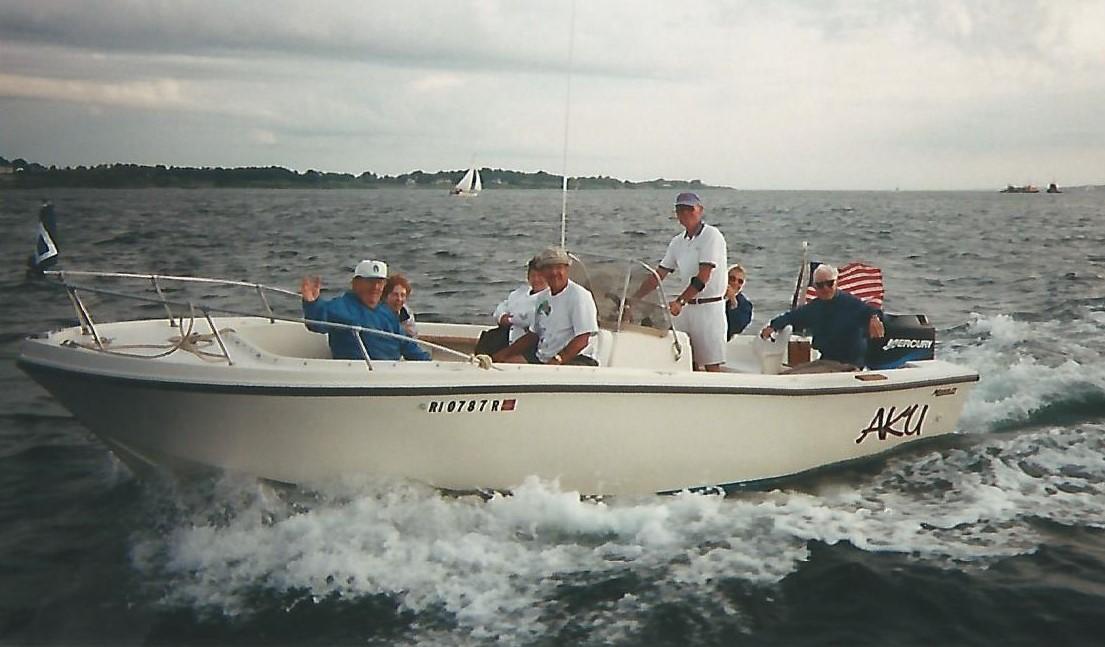 Cruising Narragansett Bay