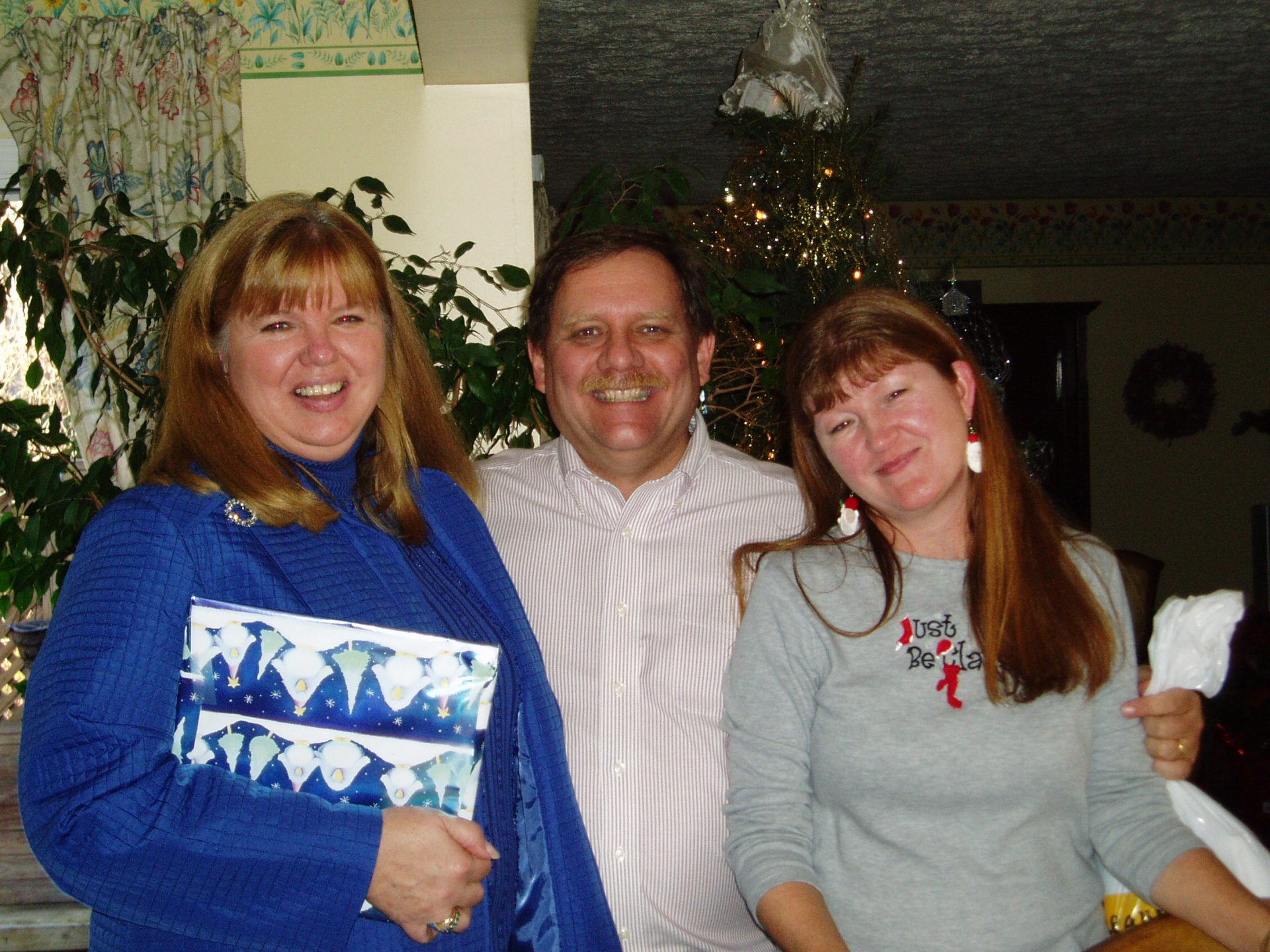 2006 Holiday Party at Ann Lowden's