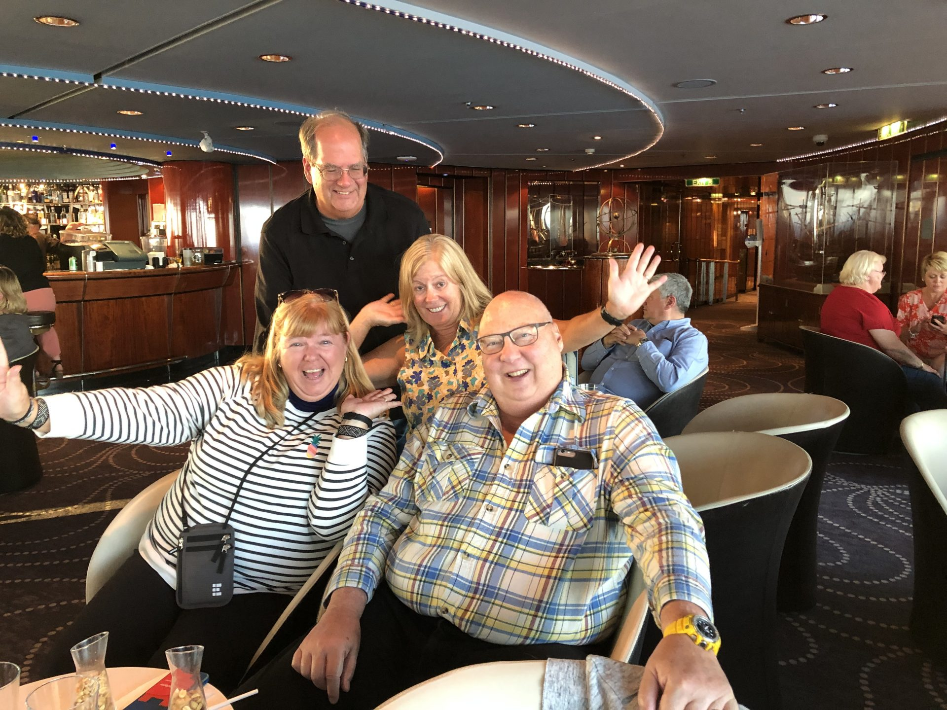 Norway cruise with Sue and Don<br />
