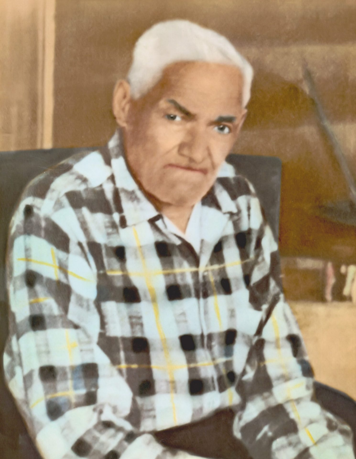 Grandpa William Kearney - John's father