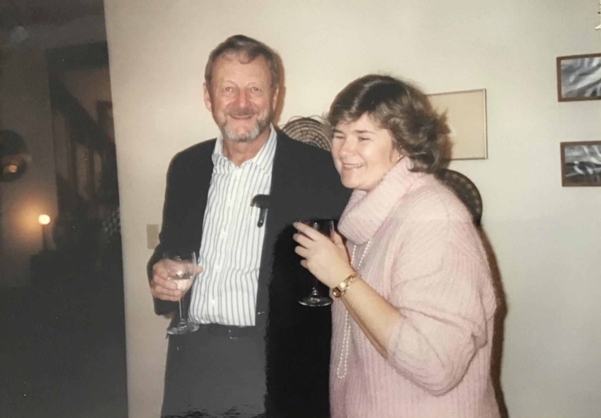 Joe and Gail
