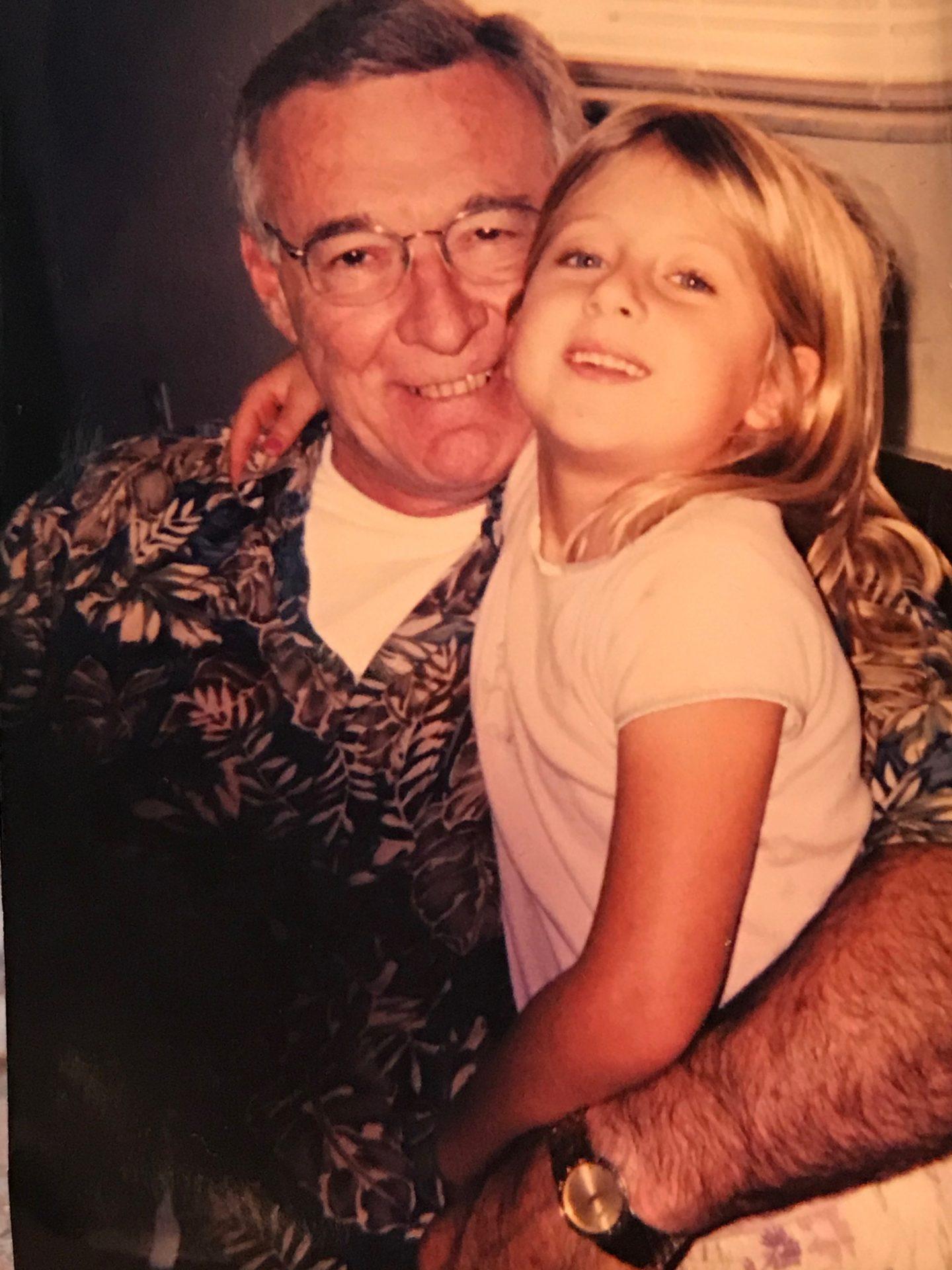 Pop Pop & Chloe