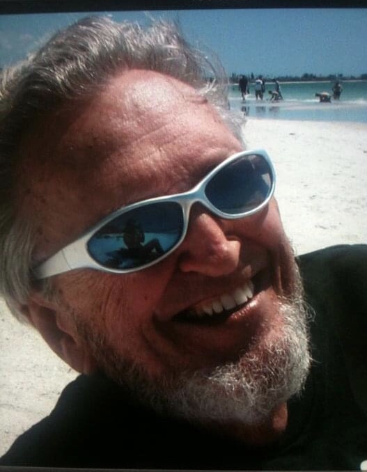 I love this picture of my Dad. We had a wonderful day at St Pete's beach. He loved the ocean and I have many memories of going to the beach as a child