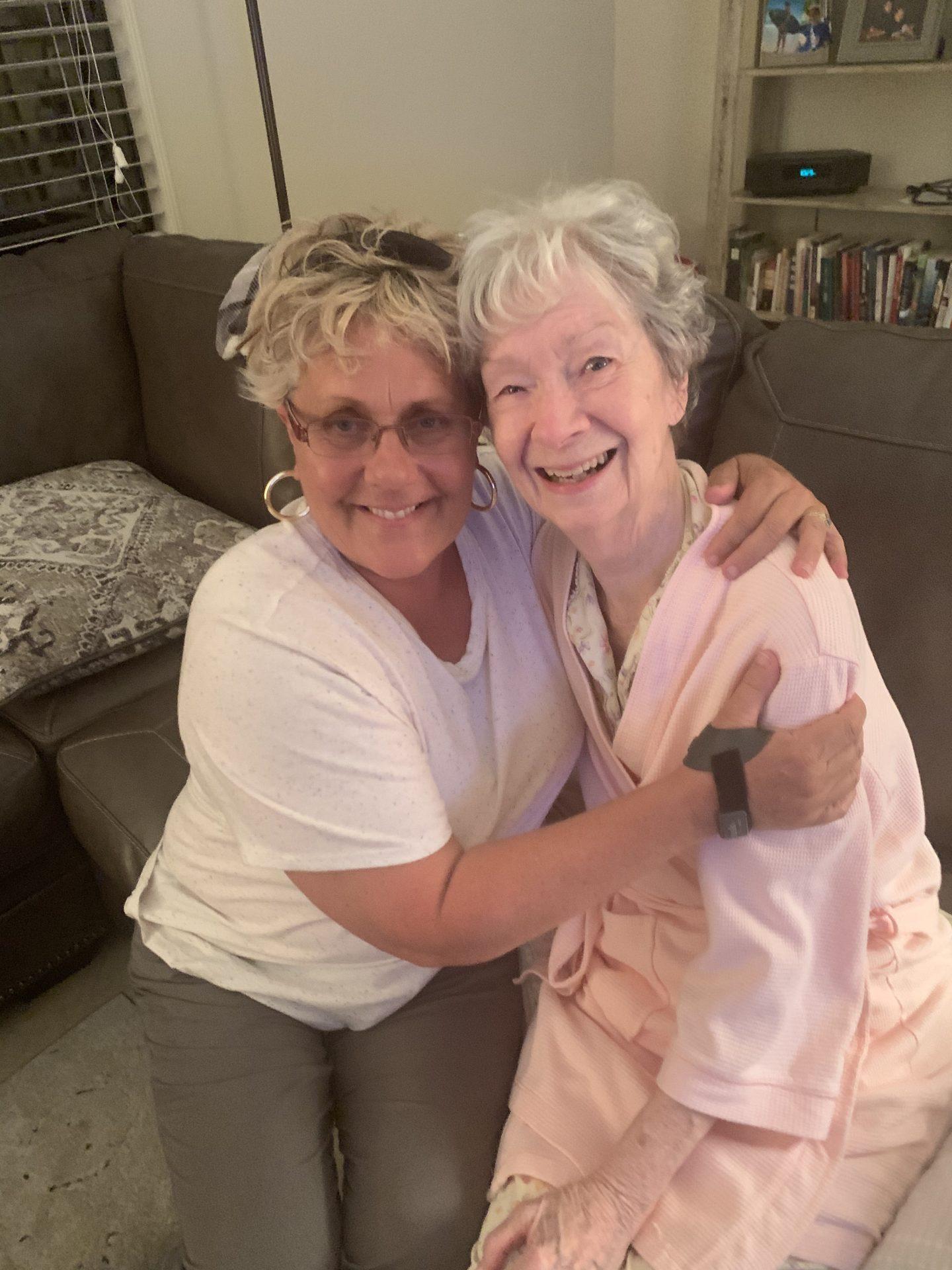 What a precious n special lady. Till we meet  again Mimi.