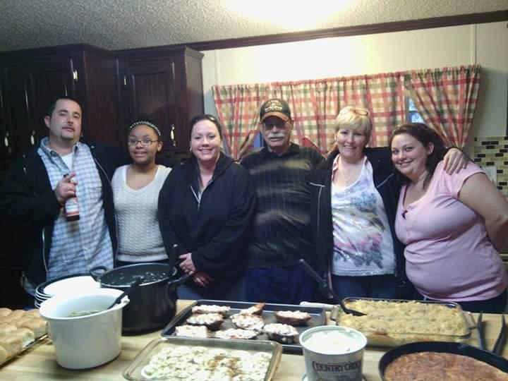 Thanksgiving 2014.