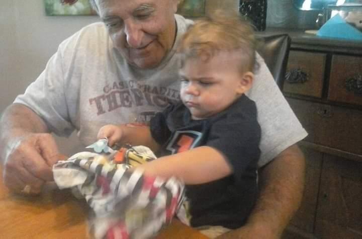Papa and Rylan