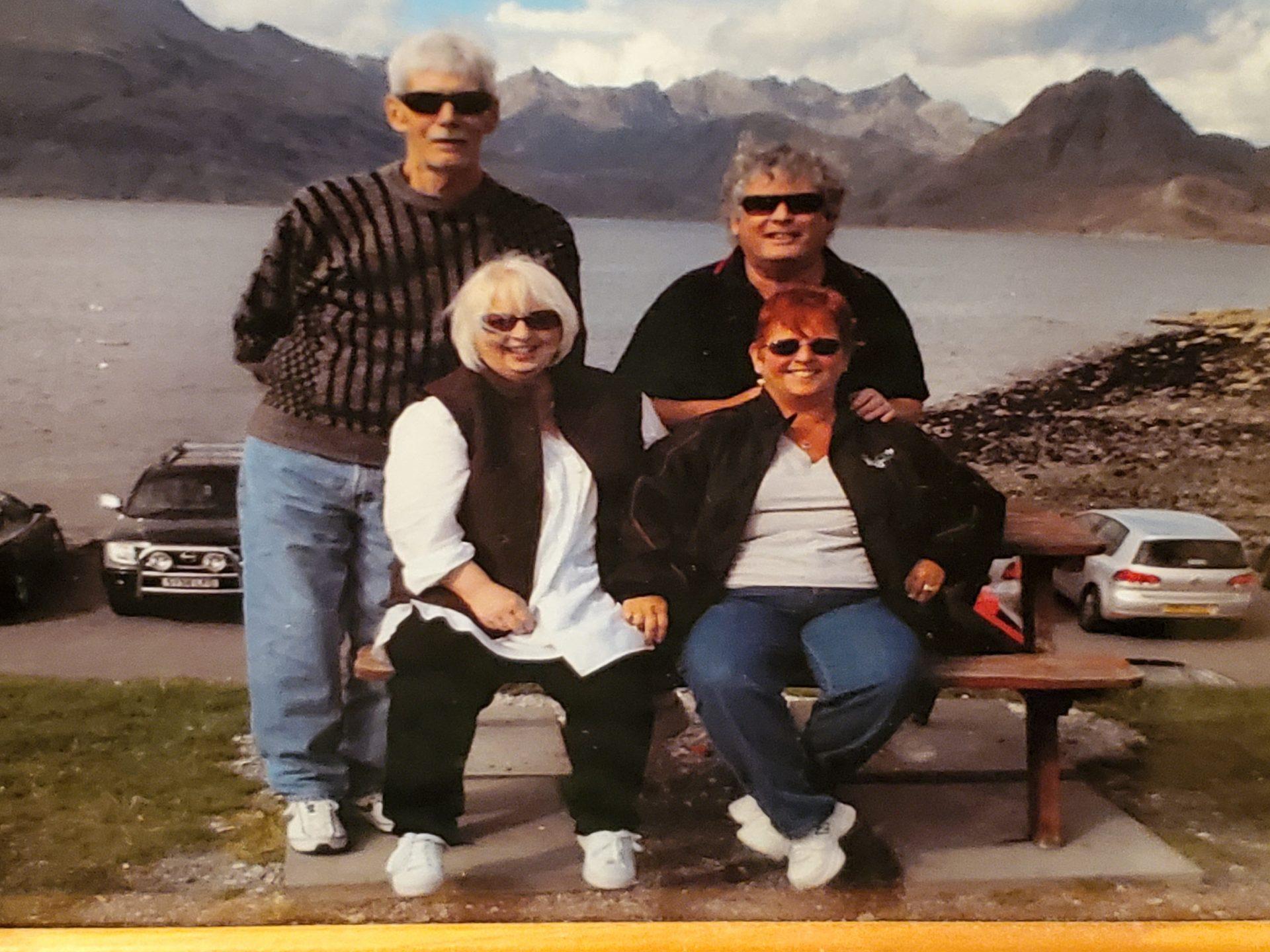 Our trip to Scotland
