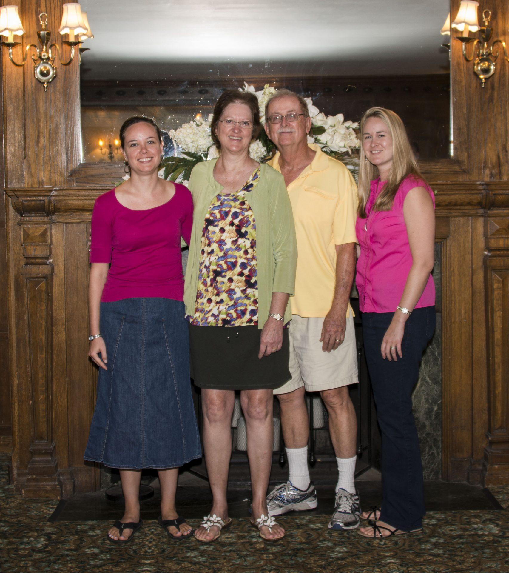 Family cruise to the Bahamas, Puerto Rico and St. Thomas islands