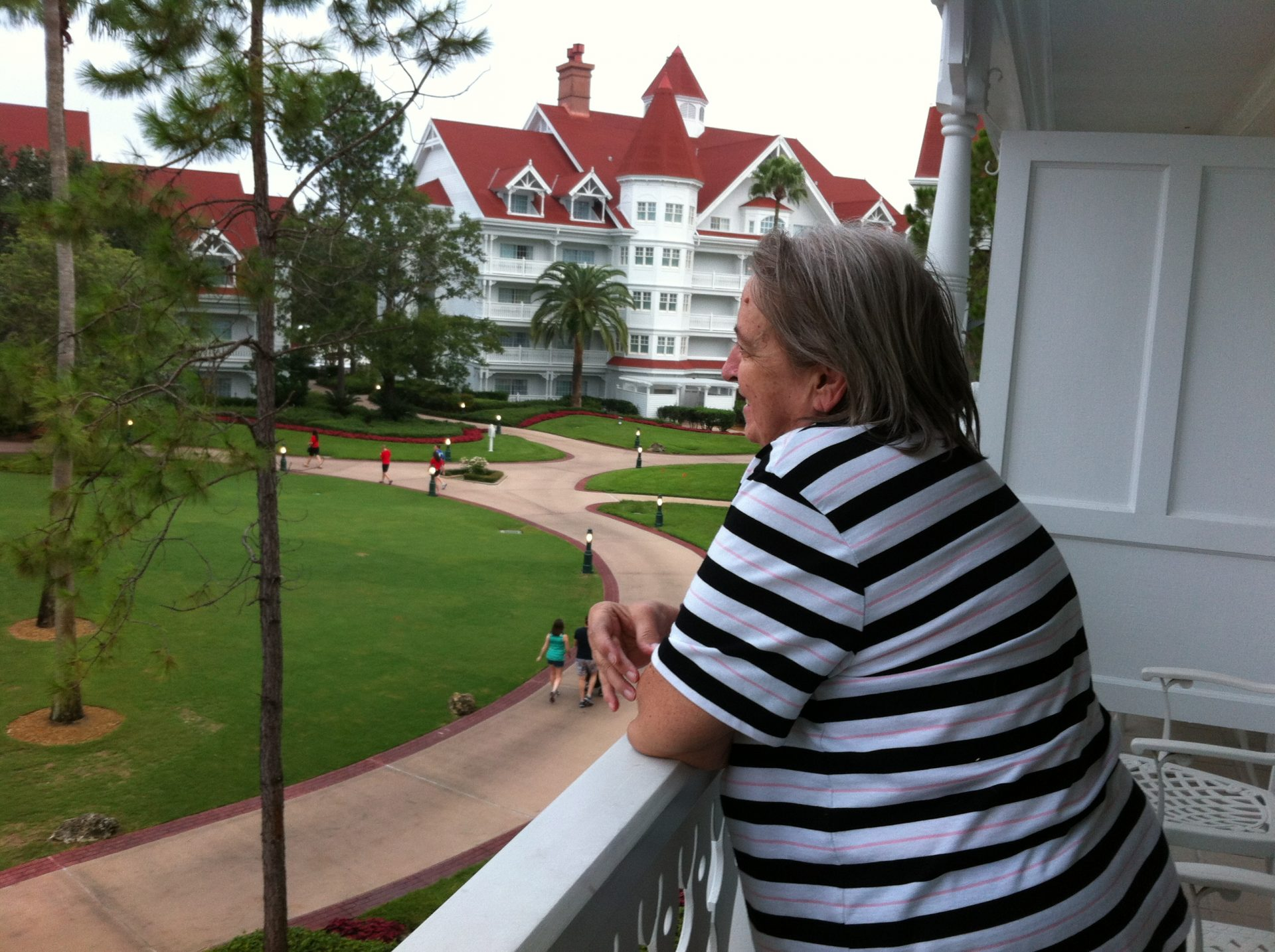 Grammy at the Grand Floridian