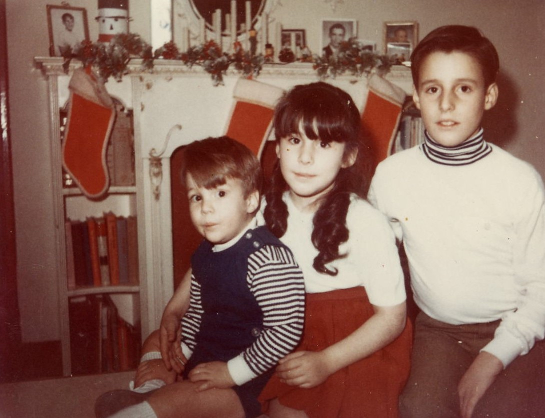 1967 Christopher, Elizabeth, & Robert, Jr.