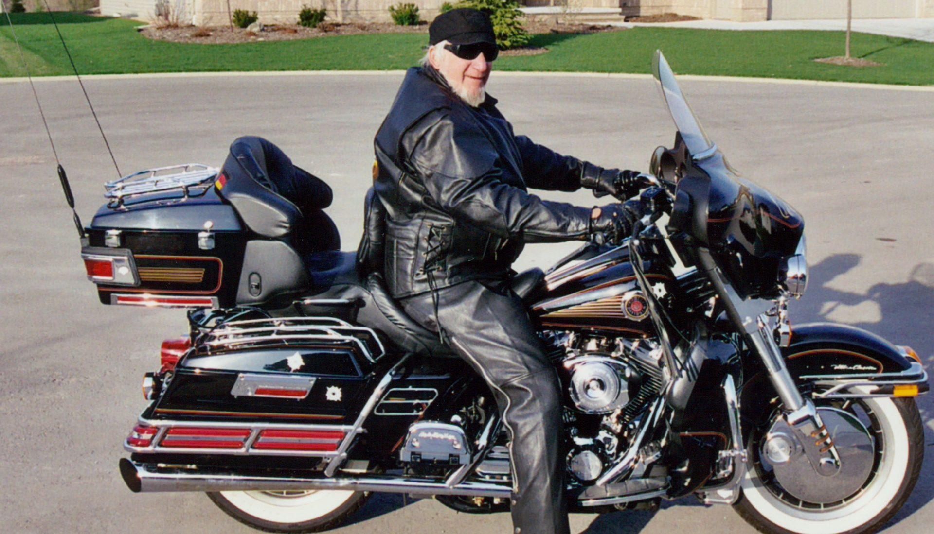 Ride like the wind!