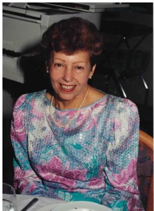 Nancy at Cruise