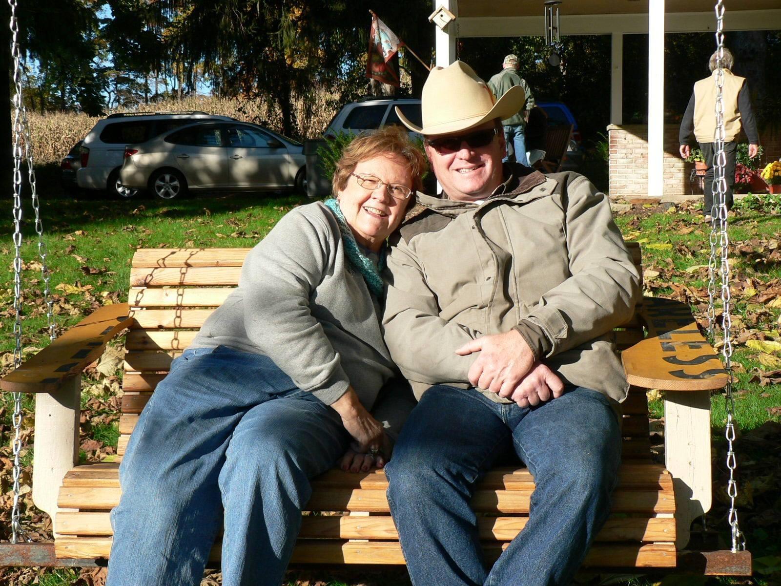 Scott and mom