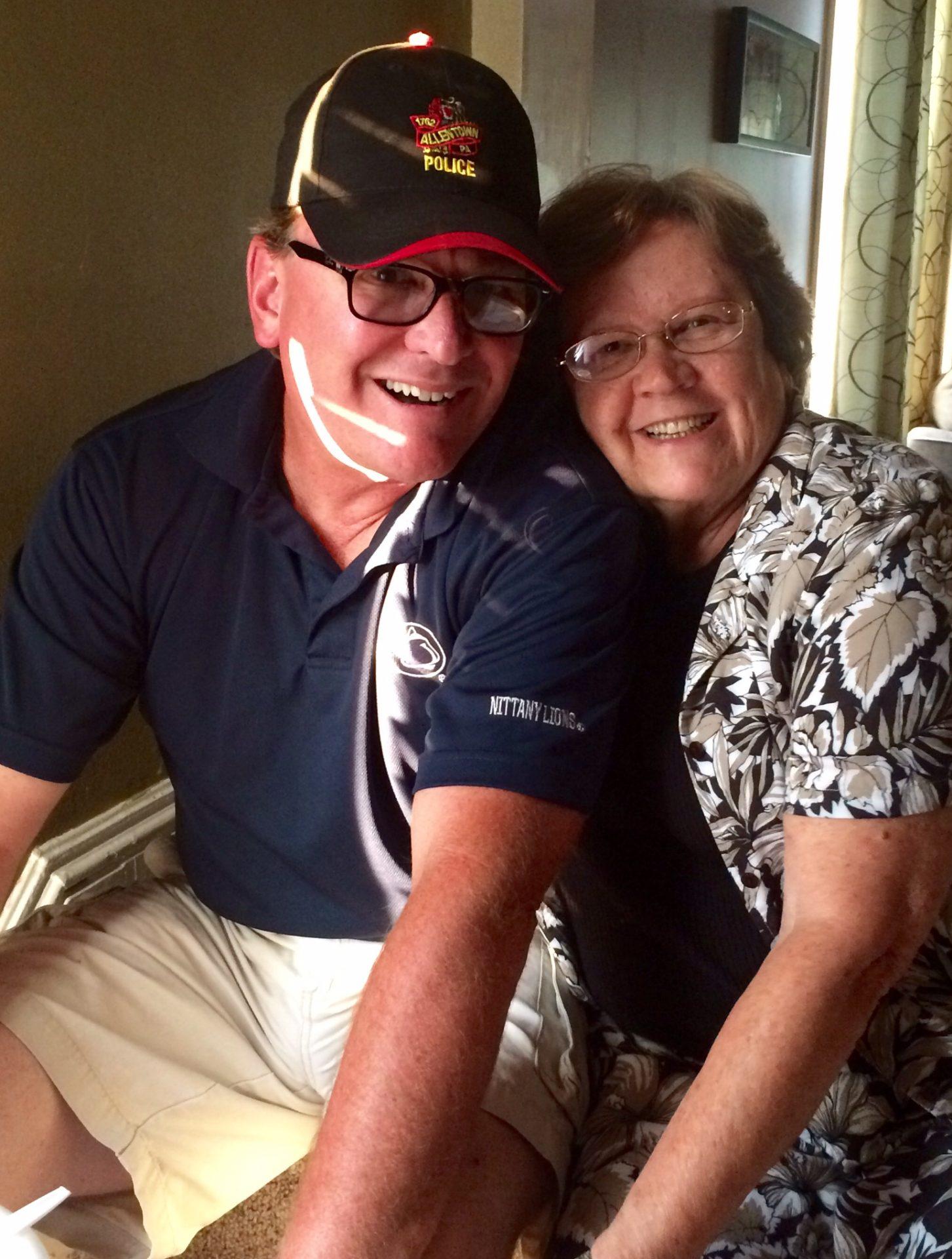 Mom and Scott