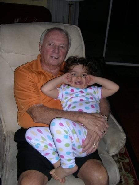 GrandBob was the best!