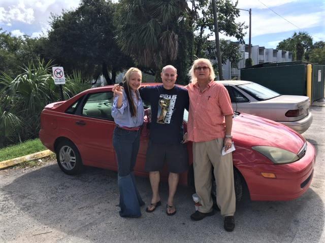 David, Rhonda & Brian