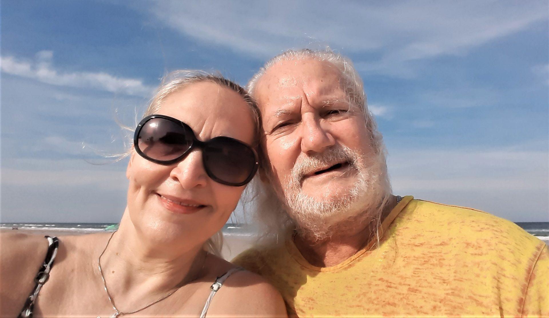 David & Rhonda - Daytona Beach, Florida ~ 2020