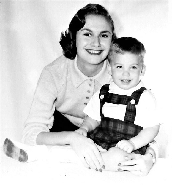 Judy & David (1958)
