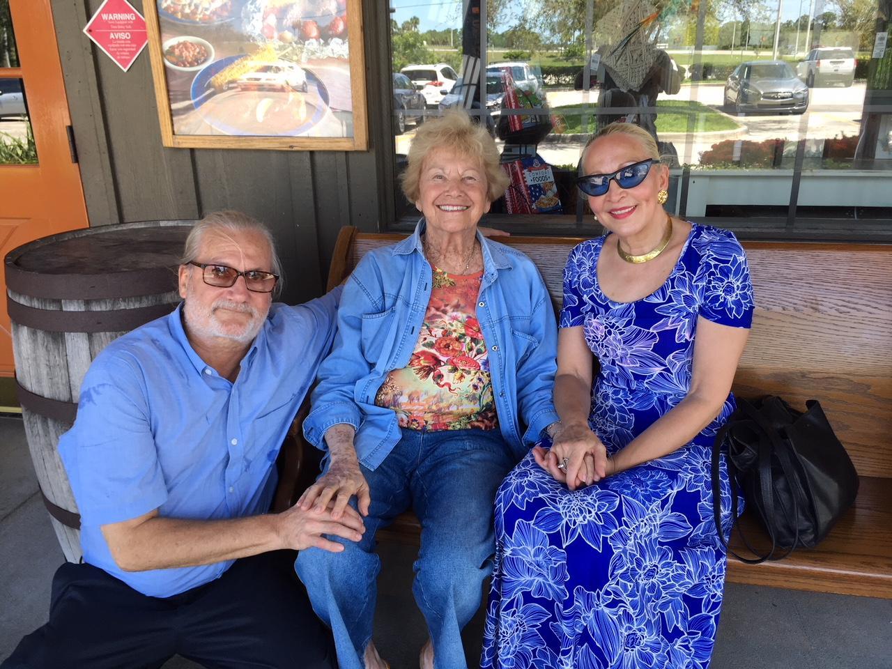 David, Rhonda & Judy (2018)