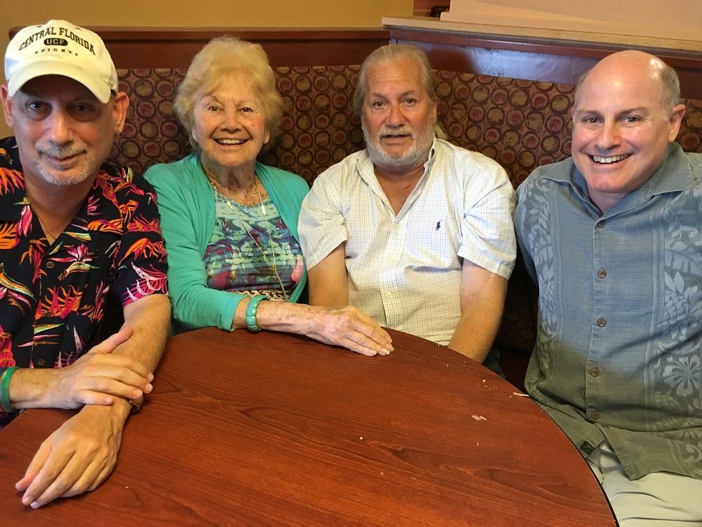 Todd, Judy, David & Brian (2019)