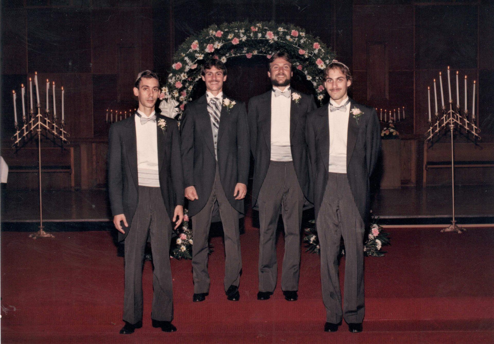 Kane Boys - 1986