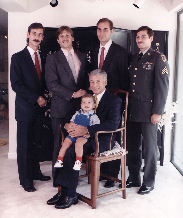 Kane Boys ~ 1989