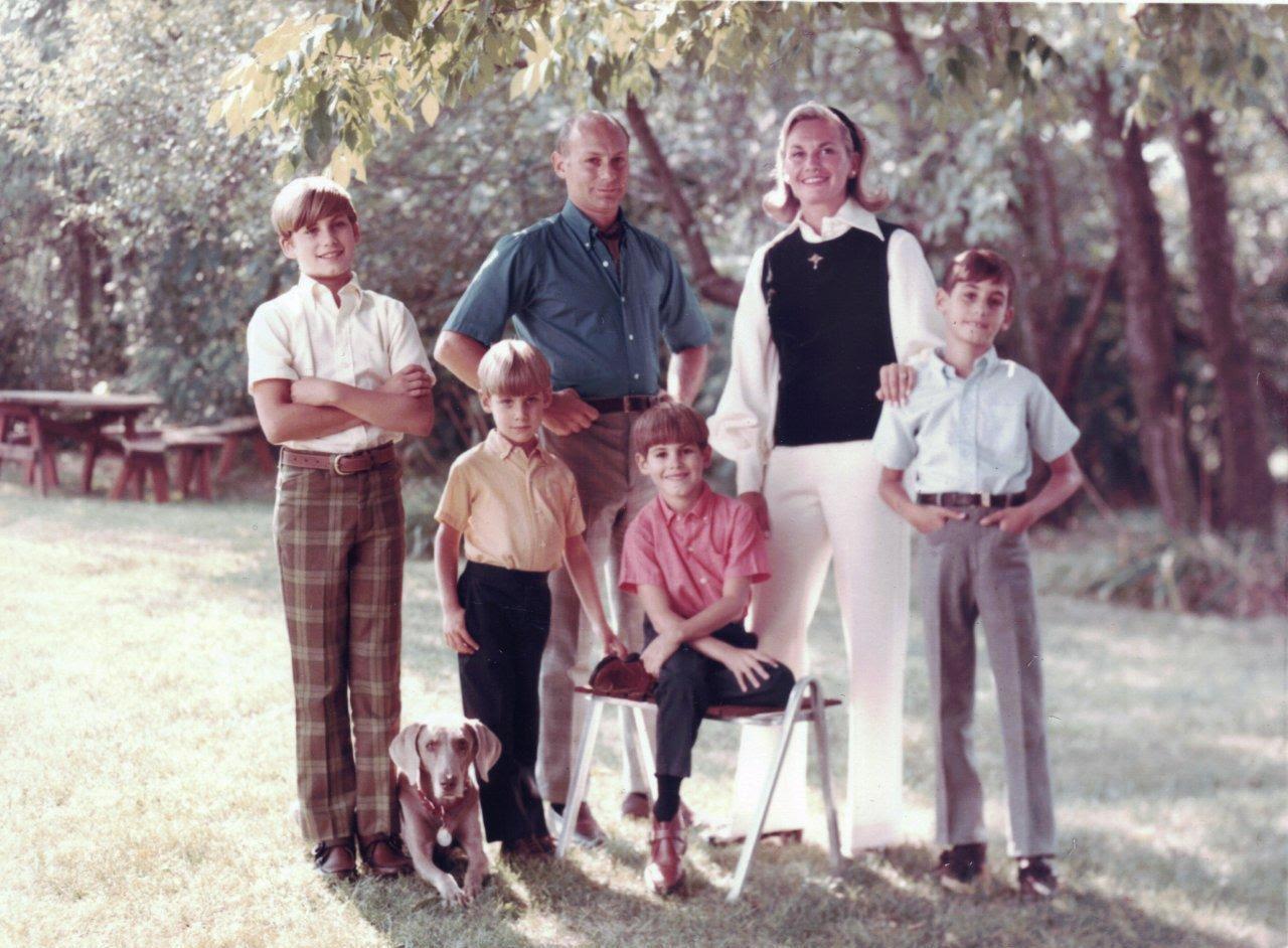 Kane Family ~ 1969