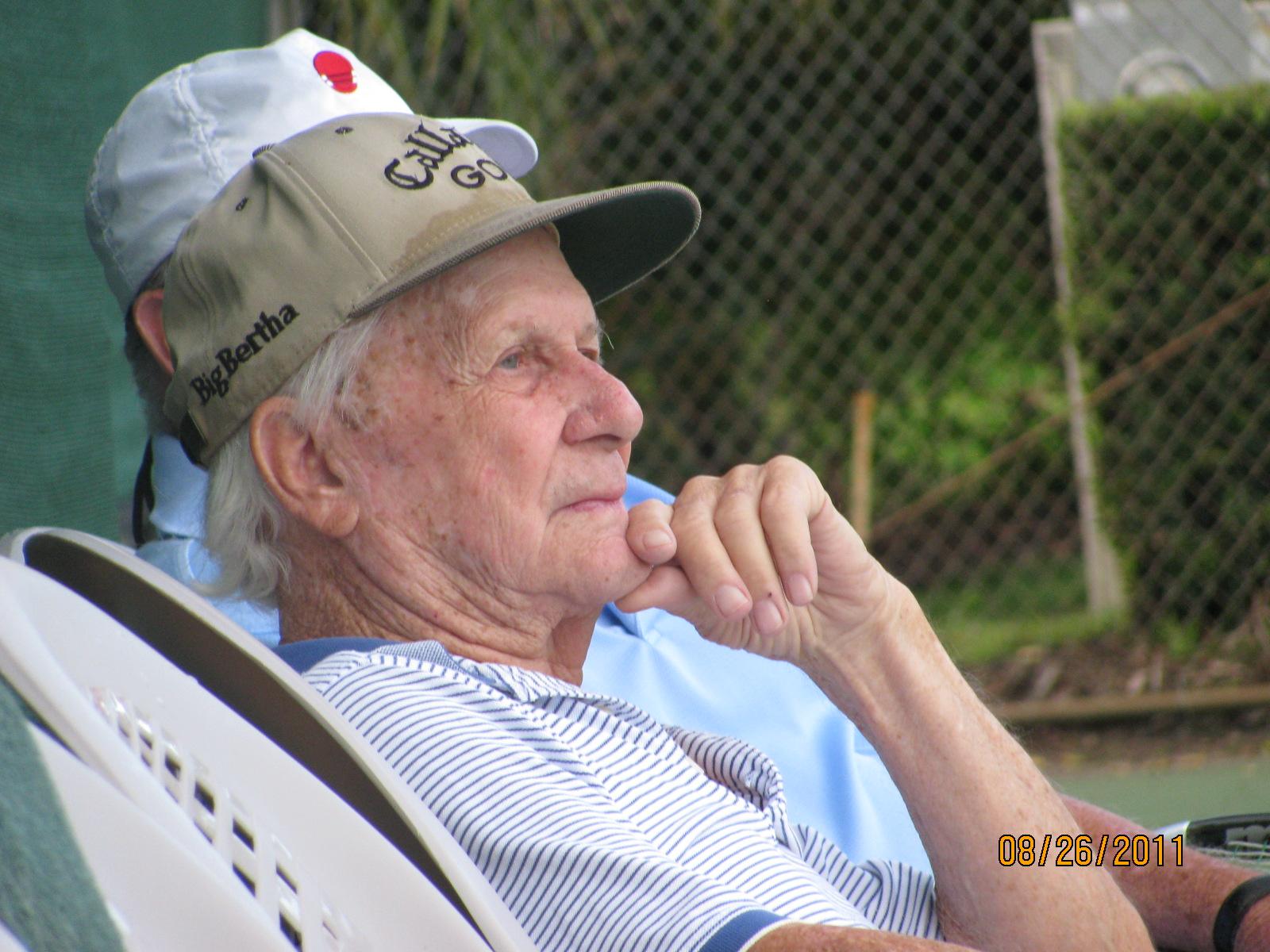 Paul Lake Conway Estates Tennis courts 8/26/2011