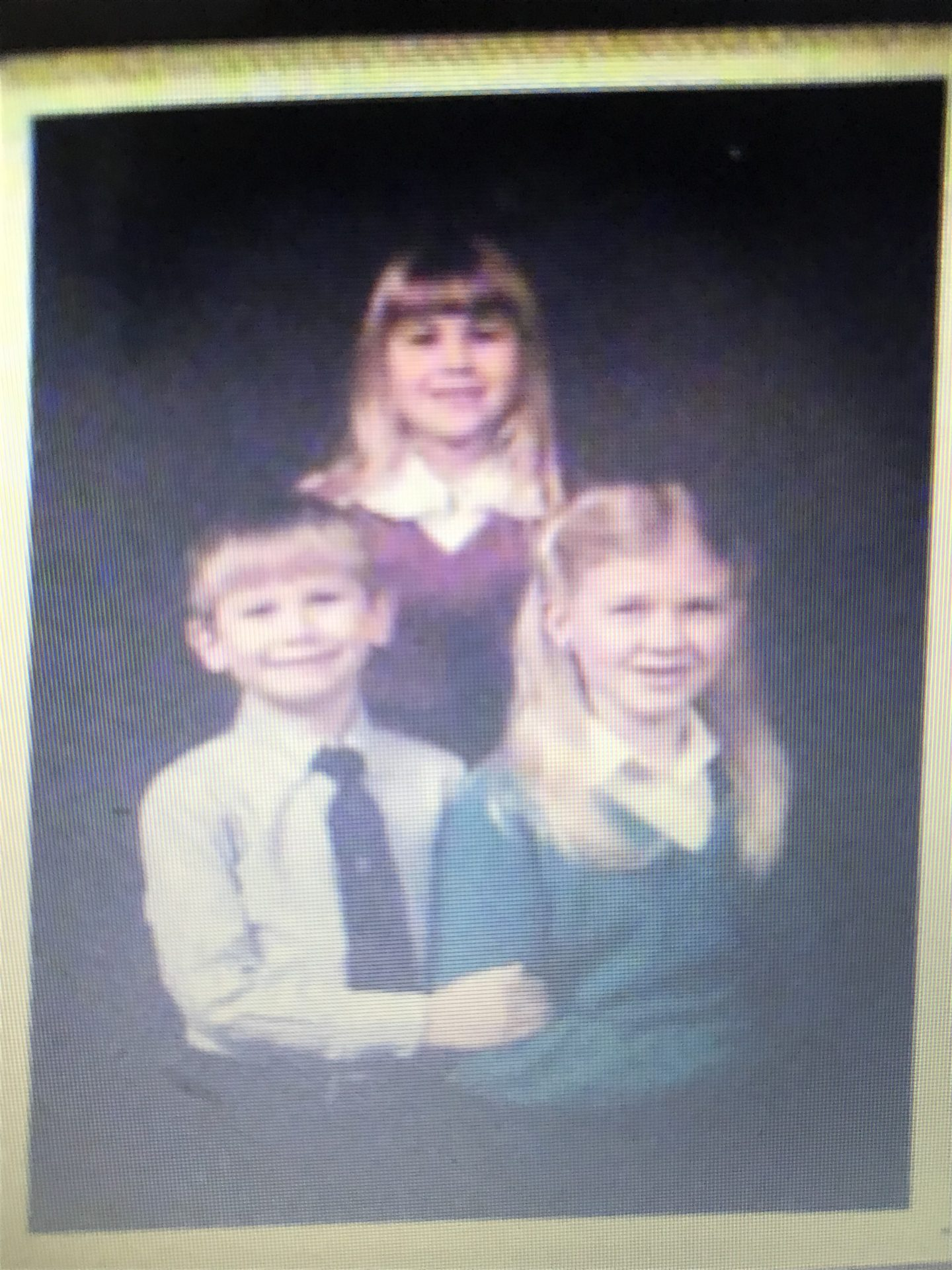 Kenny, Kelly and Vickie