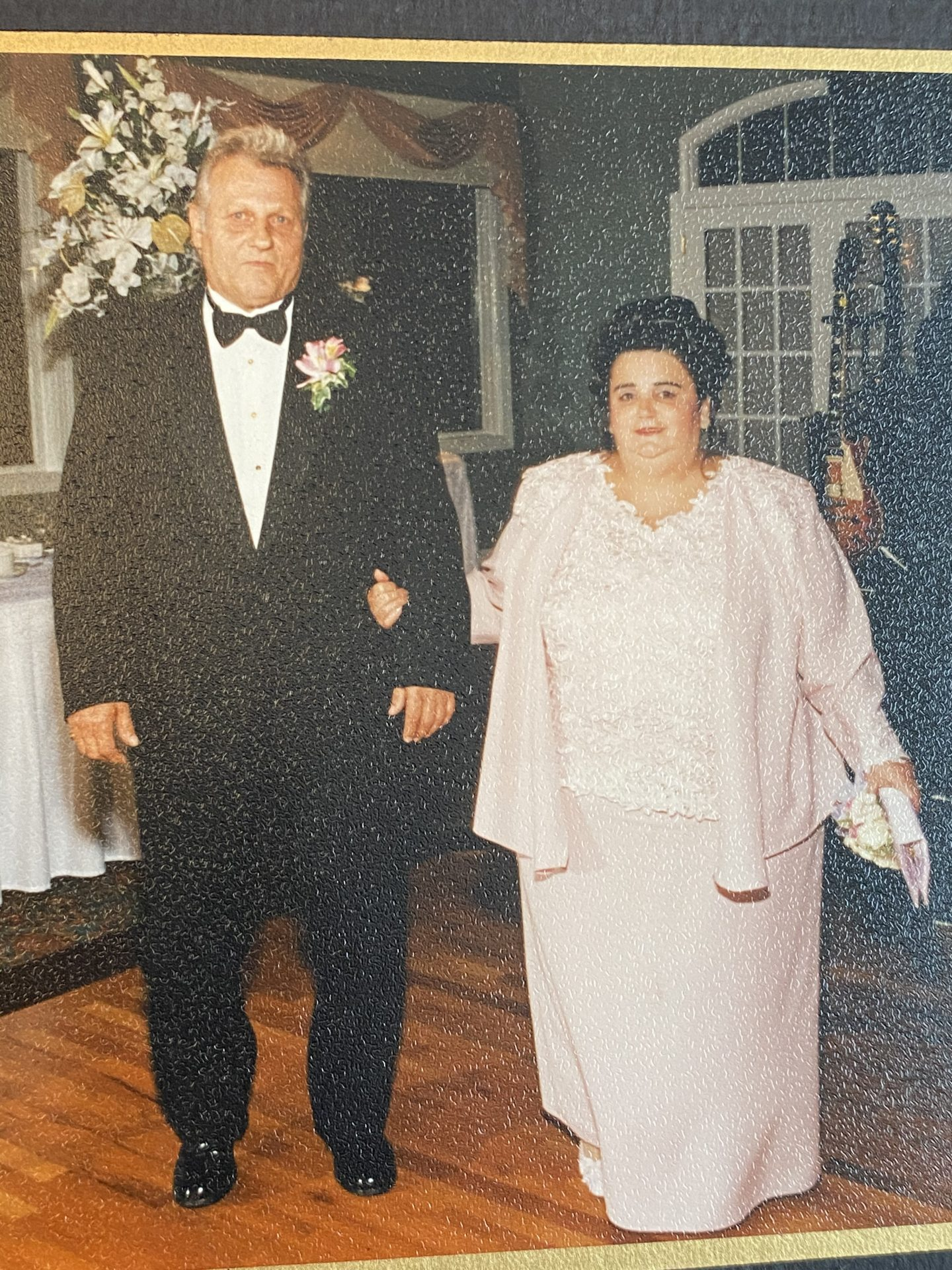 My Mom & Daddy. Now can Both watch over us all. We miss the two of you so much.