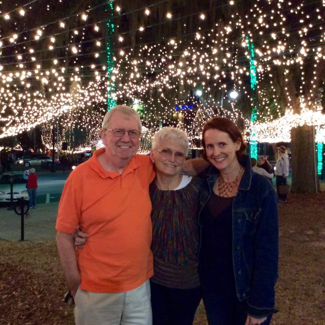 Christmas in Ocala, 2014.