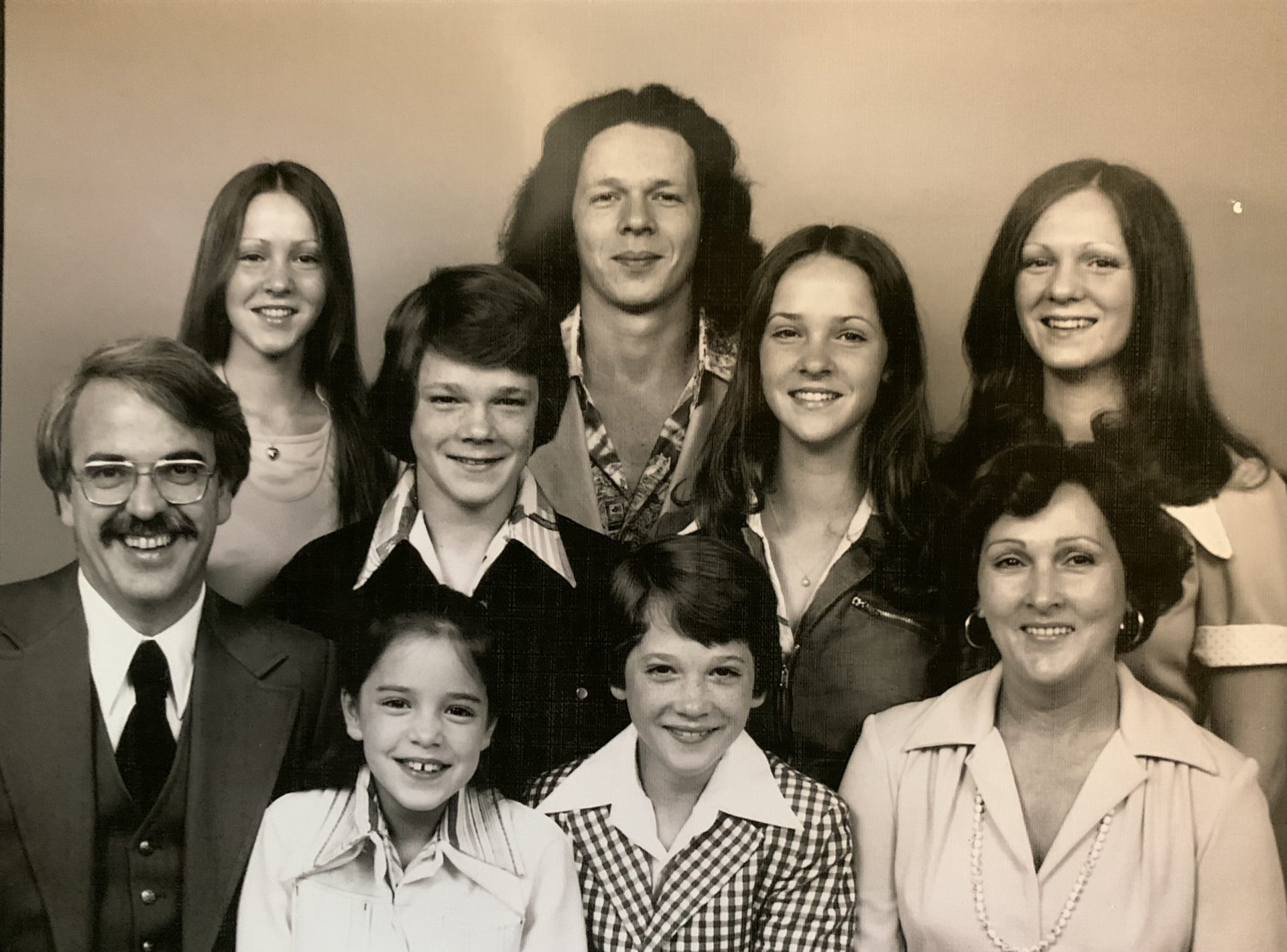 The Family circa early '70s.