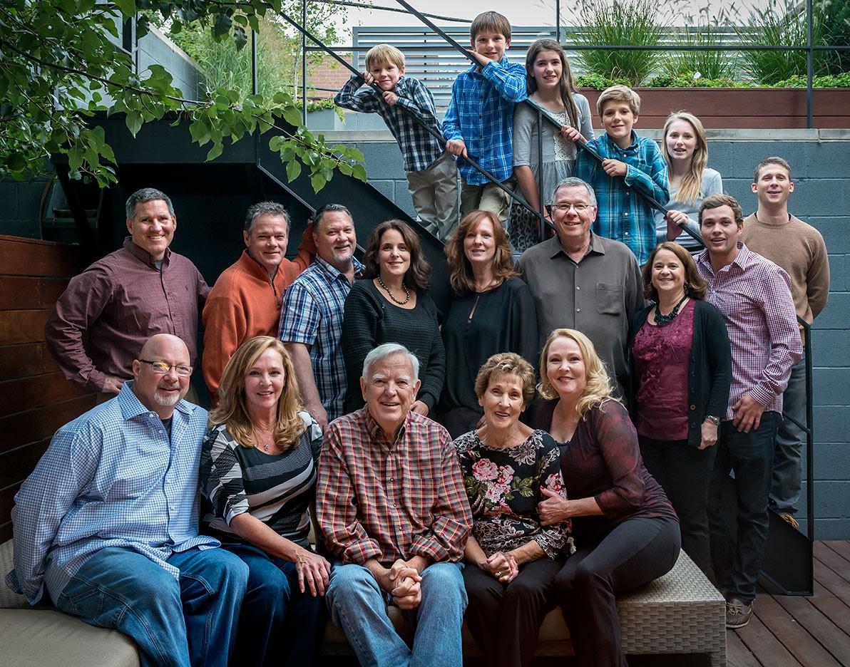 Mom's surprise birthday celebration in Chicago, IL ❤️