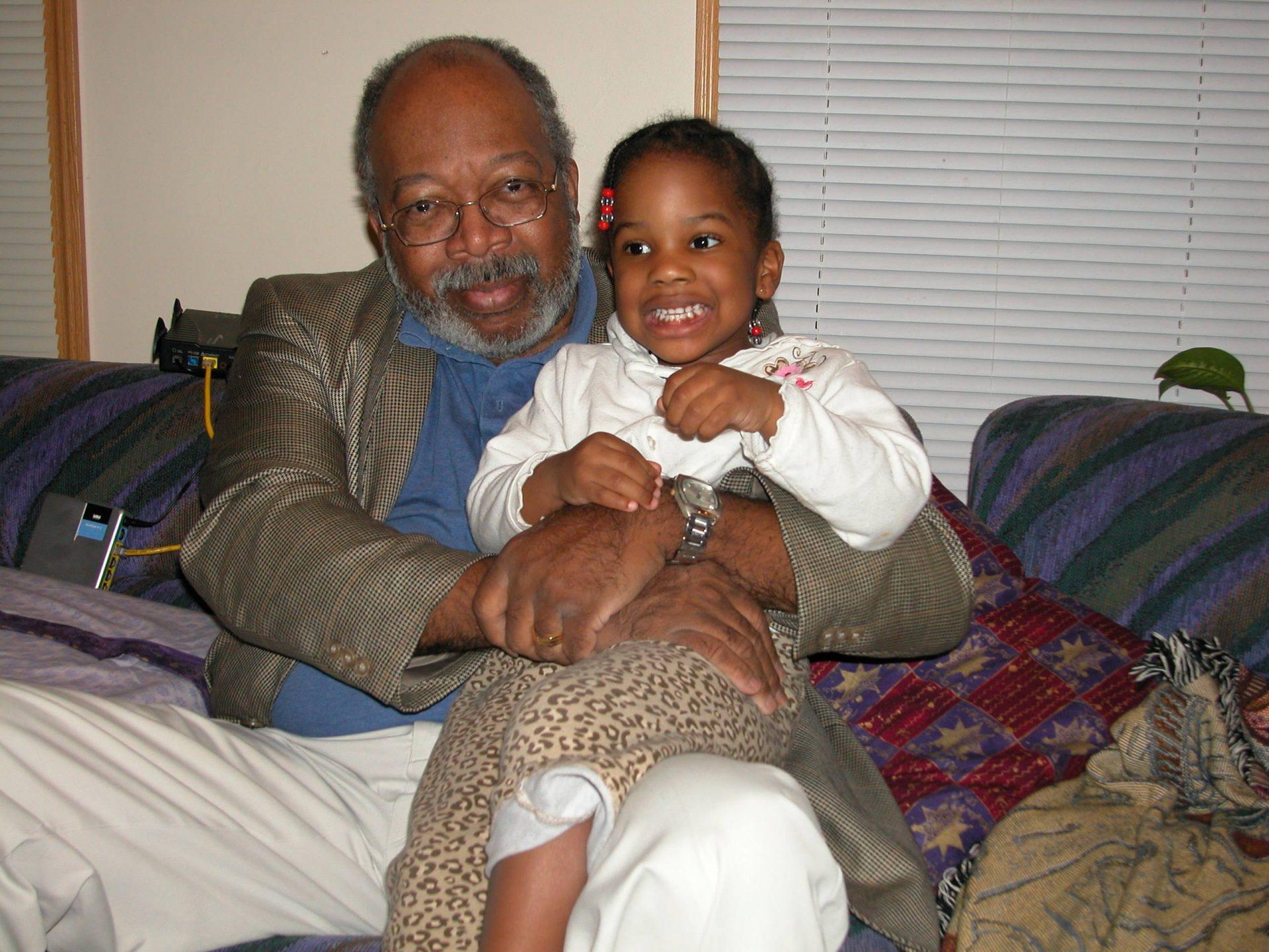 Brittney, John's granddaughter