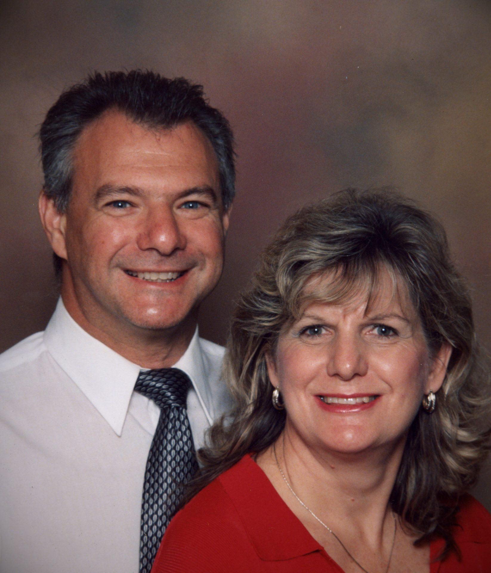Kris and Inge