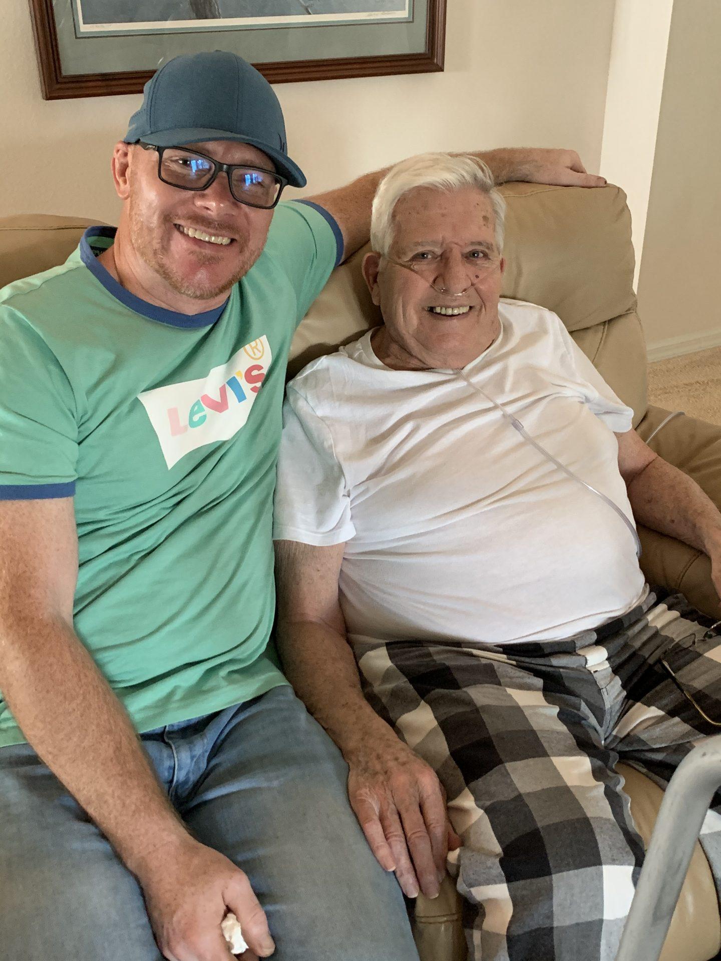 Grandpa and Jeremy