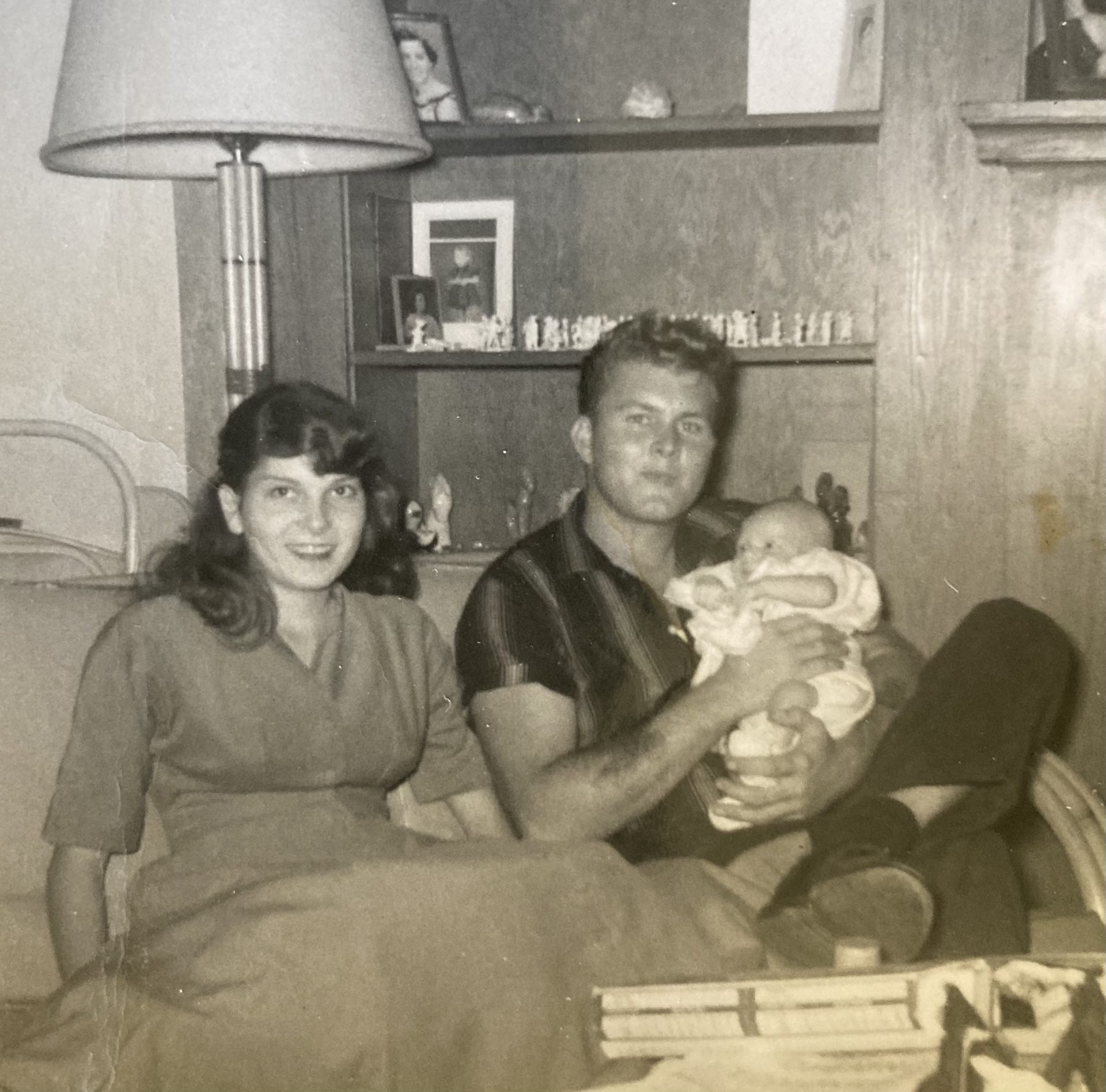 Dad , Mom and Dean