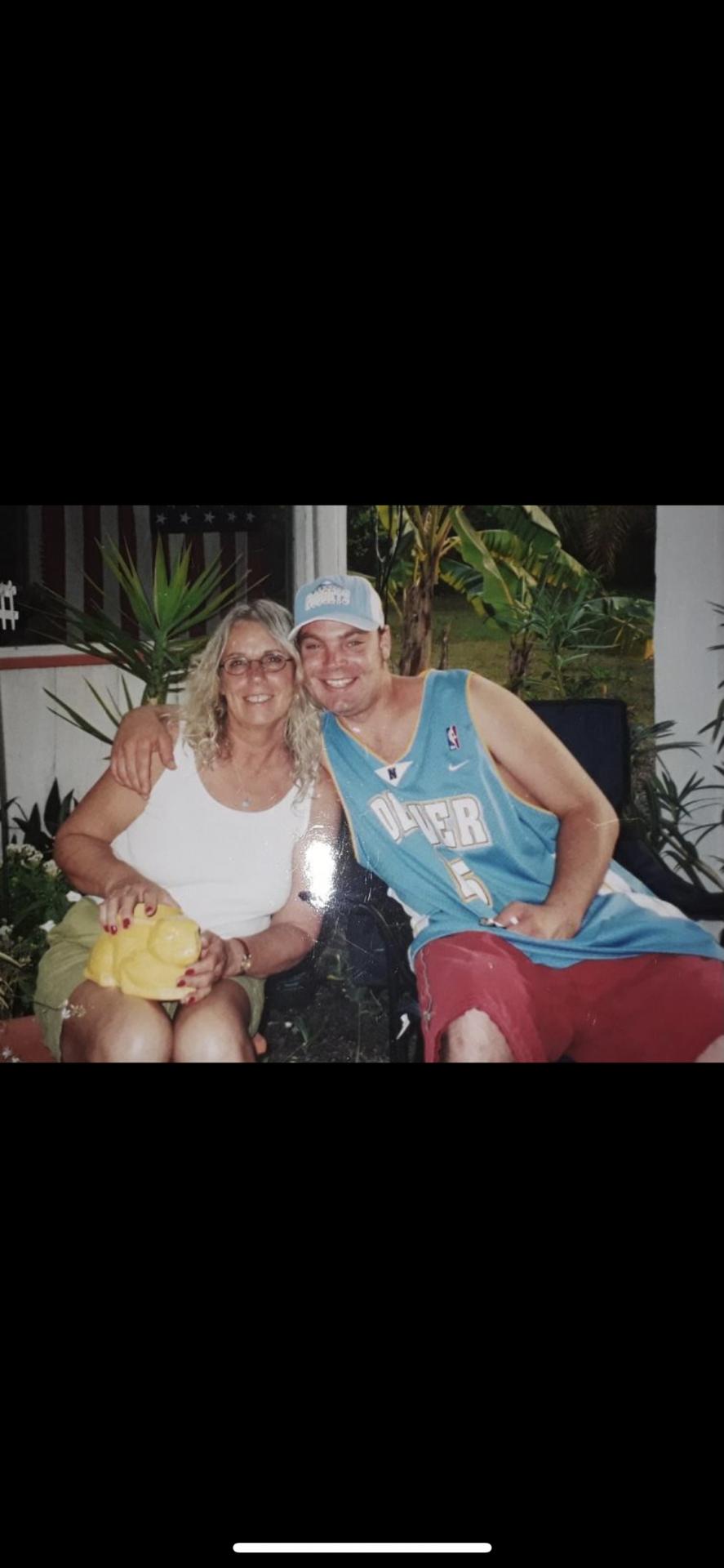 Jason & his mom Cindy