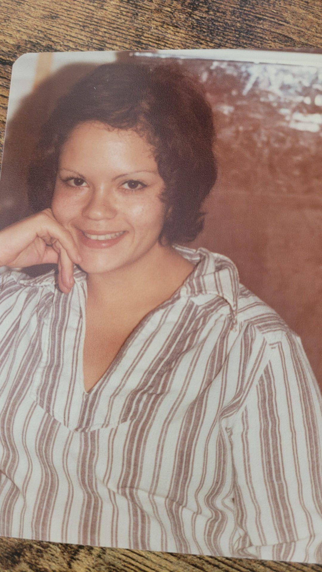 My beautiful mama @ 25