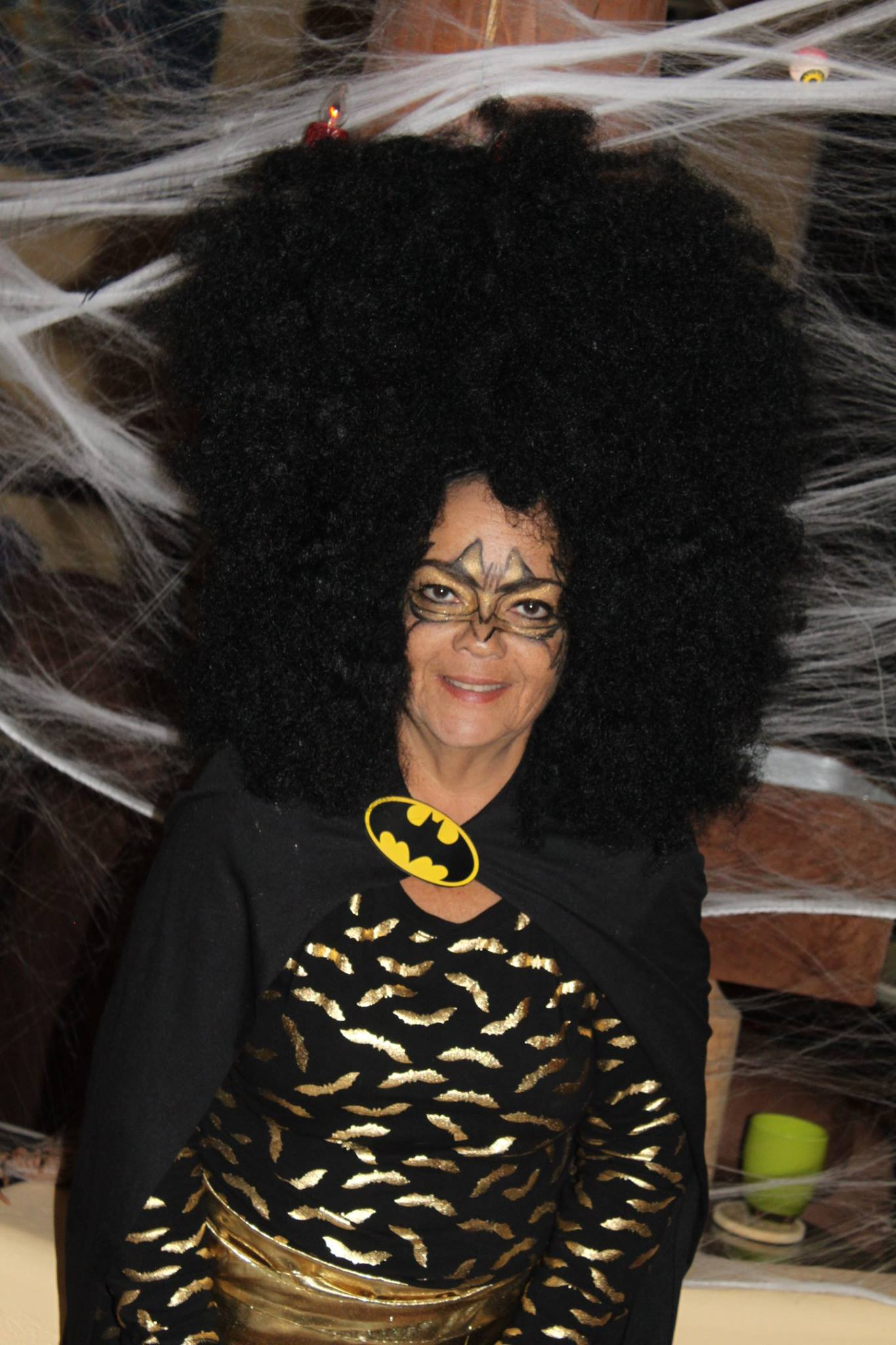 Batwoman - Halloween 2014