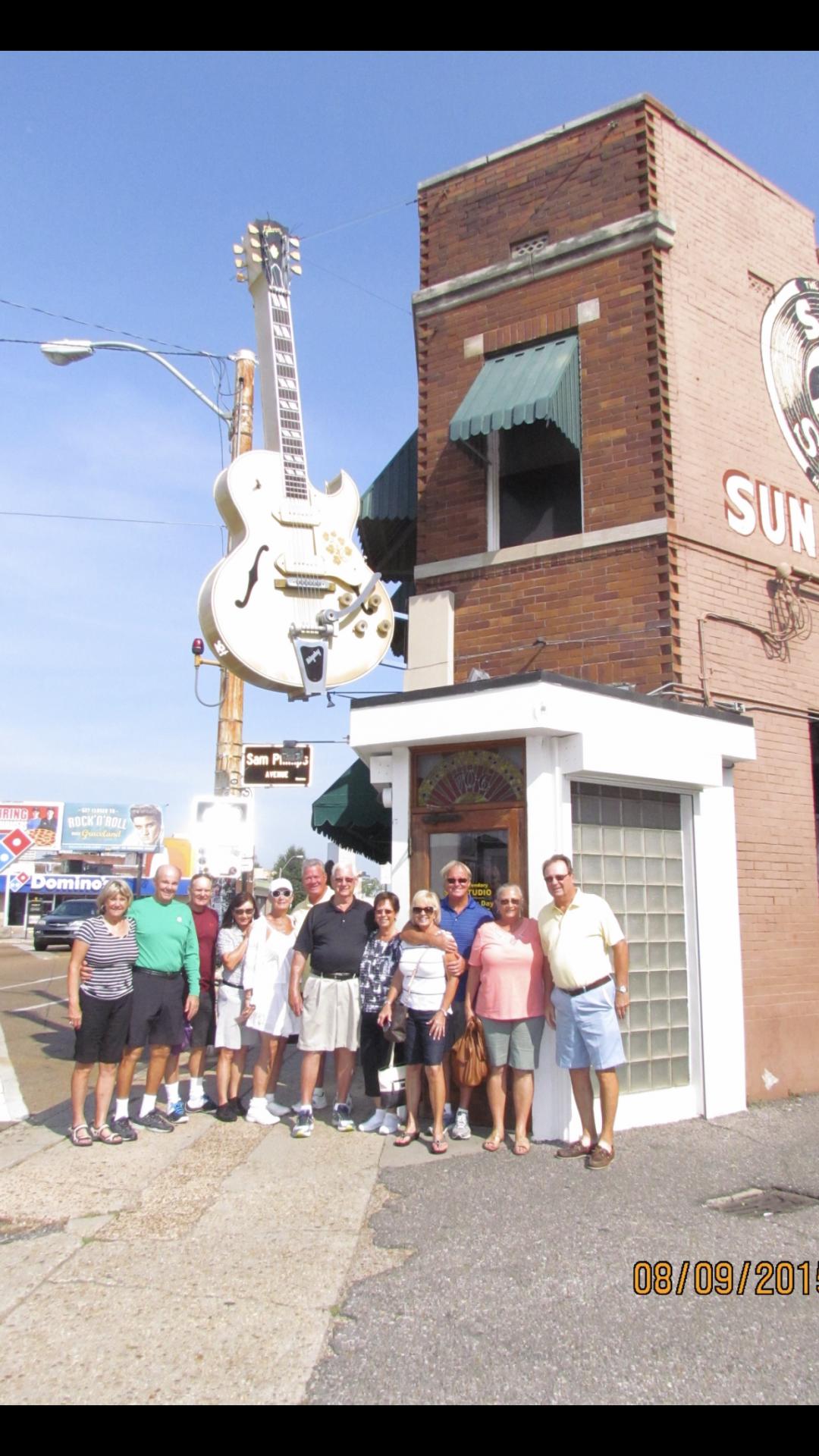 Trip to Memphis August 2015 Elvis week