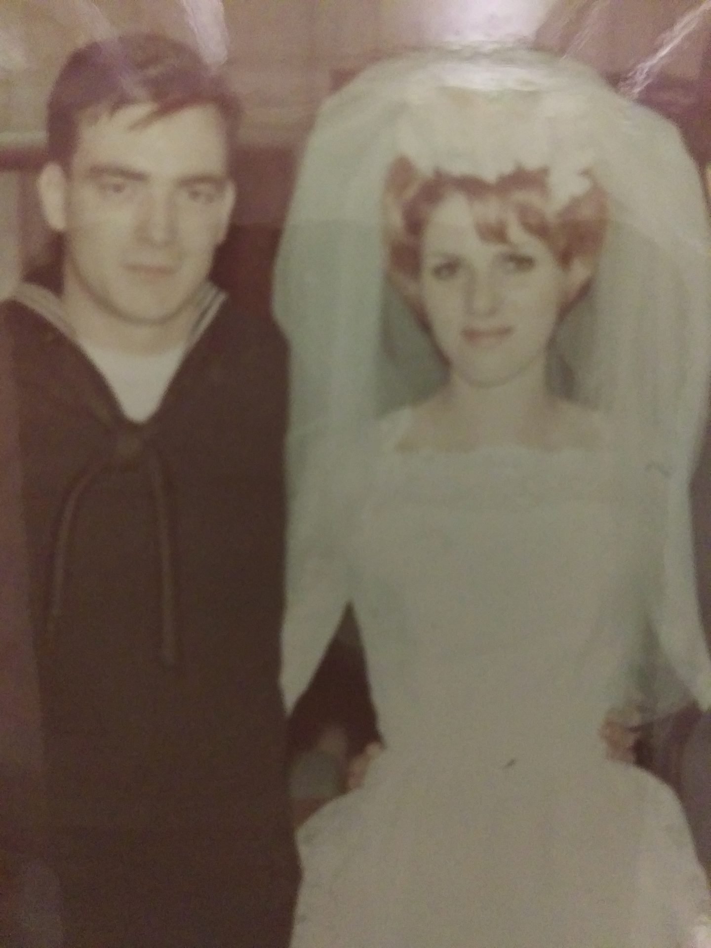 52 years February 14th, 1969 till February 14th, 2021. Happy Valentine's day and happy anniversary Shaun.  Love forever.