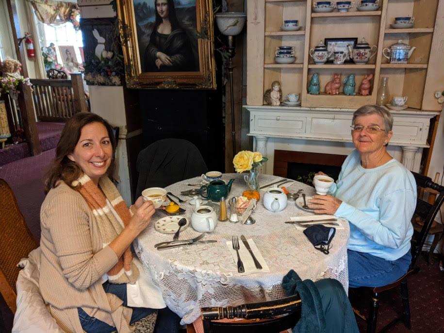 Tea with Mom Oct. 2020