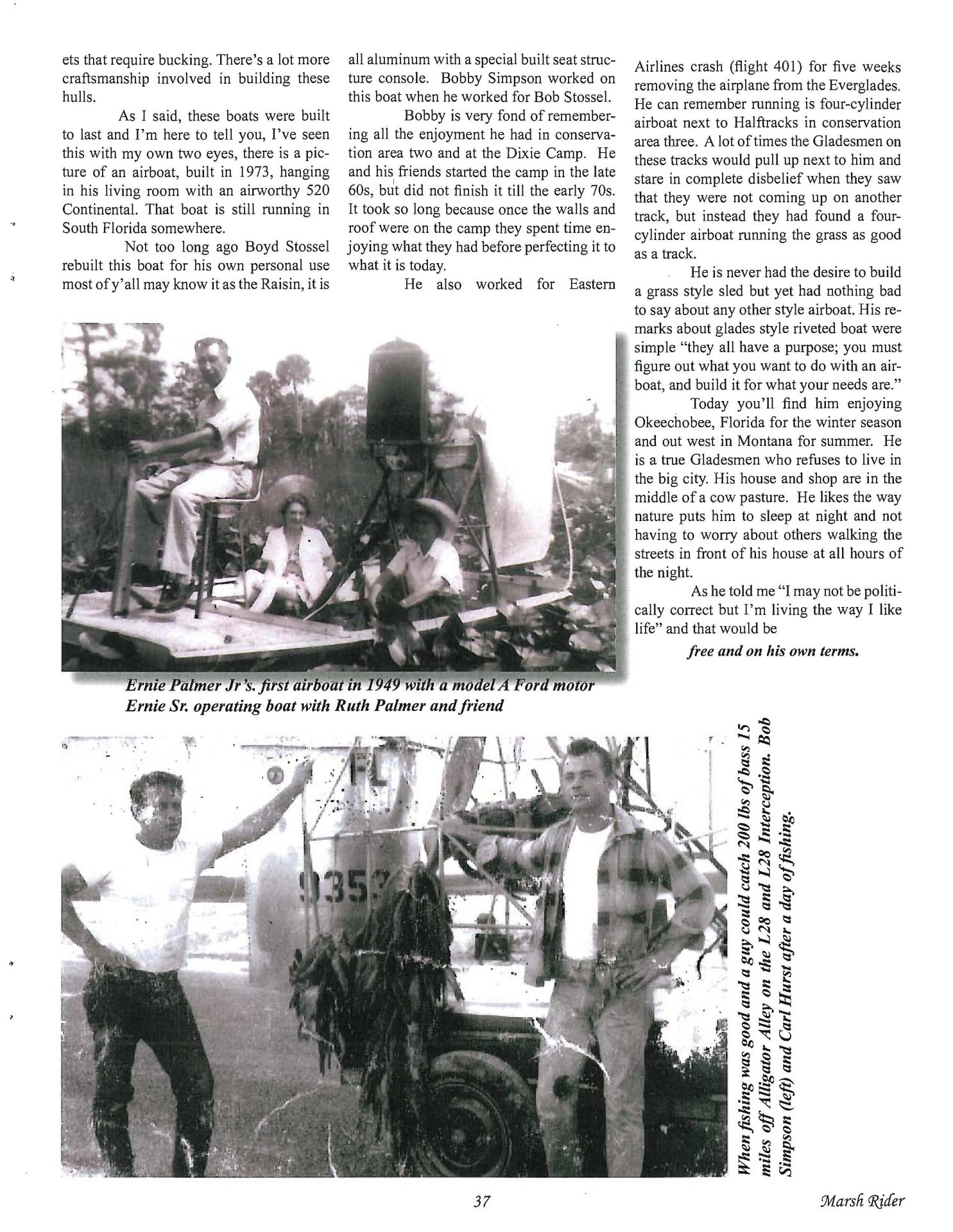 Bobby Article Page 3