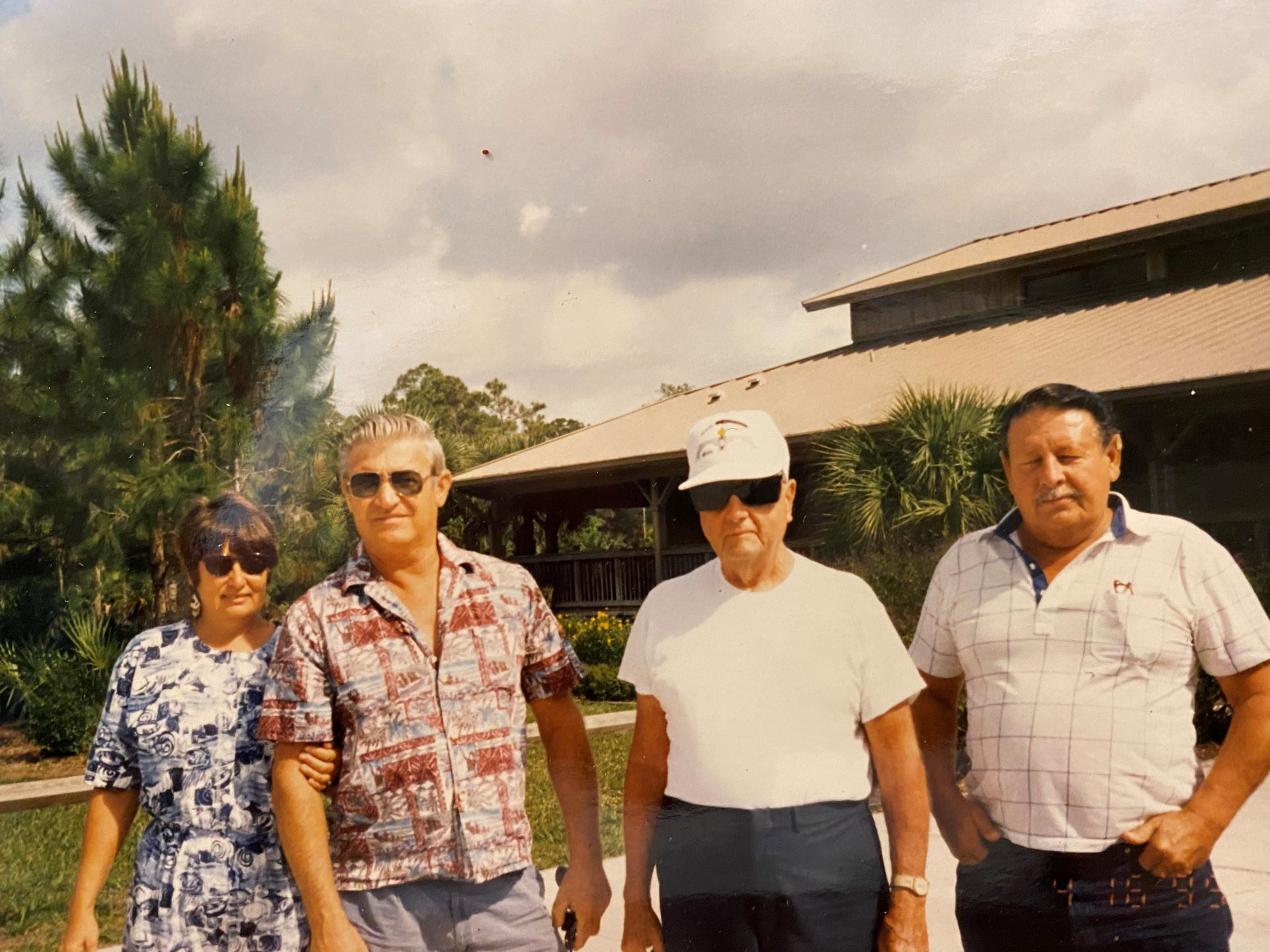 Jackie Simpson Hollman, AJ Hollman, John Simpson, Bobby Simpson