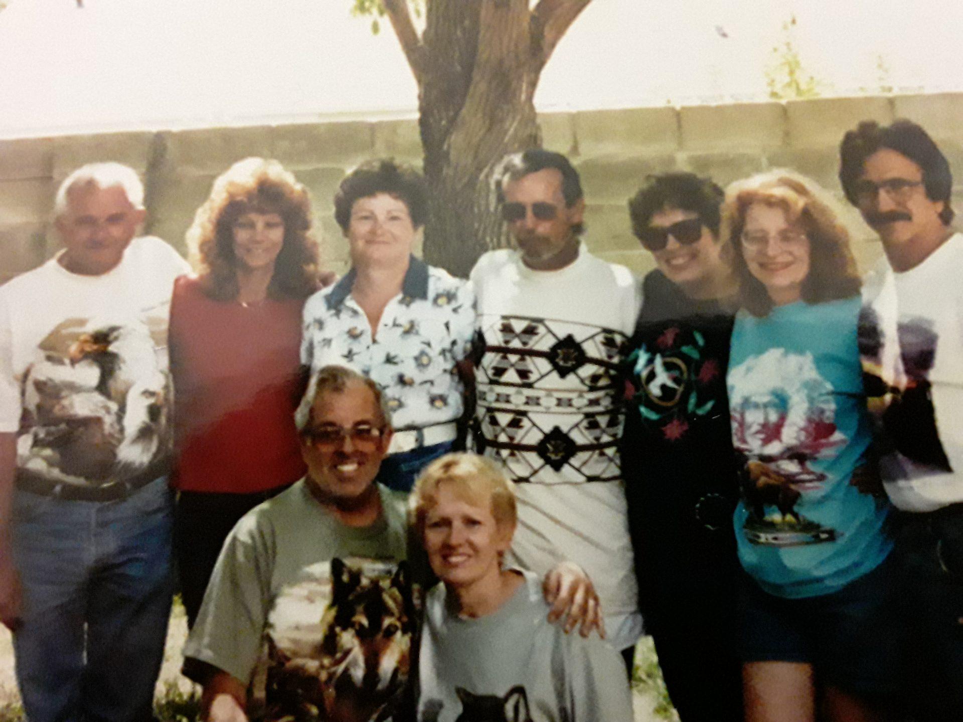 Four Corners trip 1997
